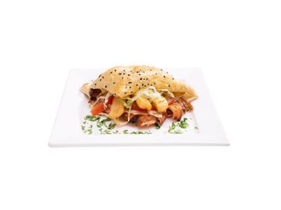 Chicken Doner Sandwich