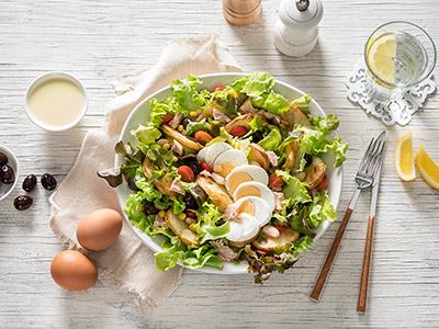 Zooza Salad