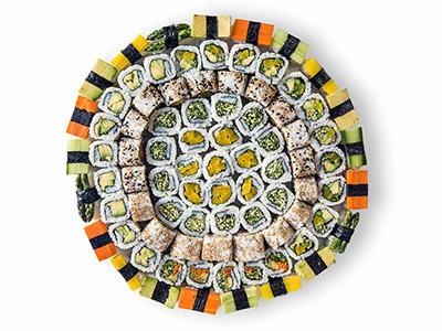 Veggie Party Platter (10-20 People)