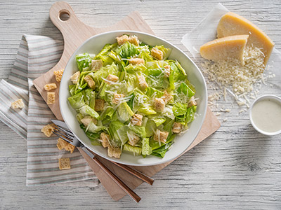 Simply Caesar Salad
