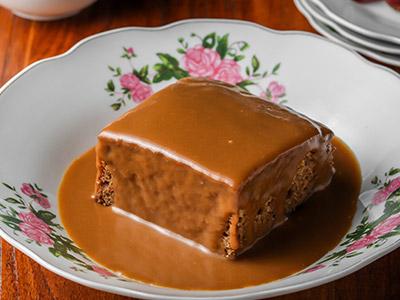Dates Pudding
