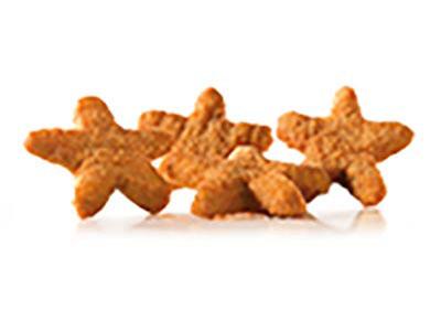 Chicken Star Nuggets