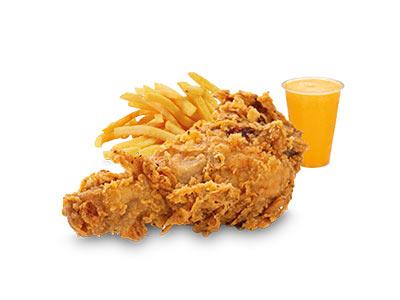 Kids Chicken Meal