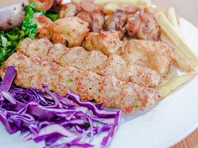 1 Kg Mix Chicken Grills
