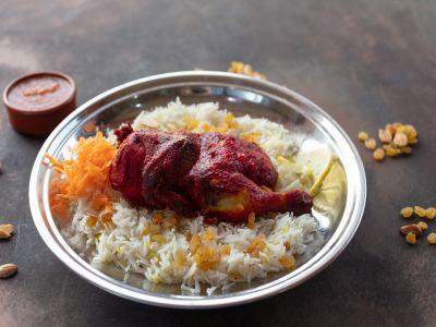 Chicken Mandi