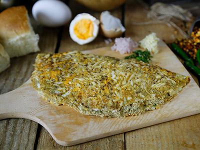 Crush Omelette