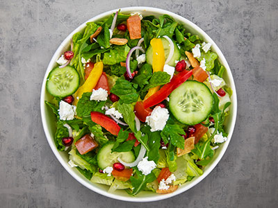Fattoush Medley Salad
