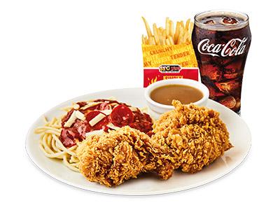 Busog Chicken Meal
