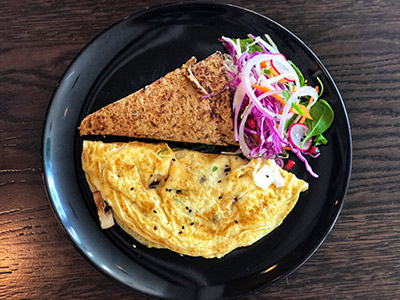 Fit Food Omelette