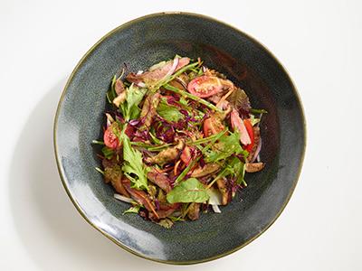 Sirloin And Shitake Salad