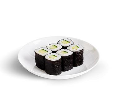 Cucumber Maki Roll