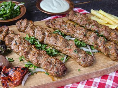 Kabab Dish