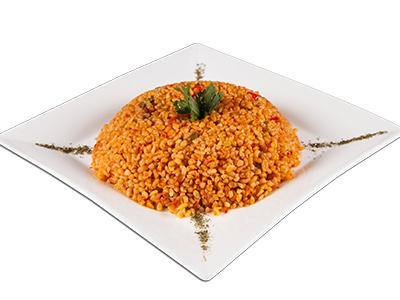 Bulgur Rice