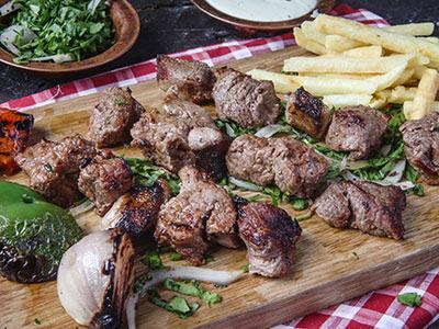 Tikka Meat Dish