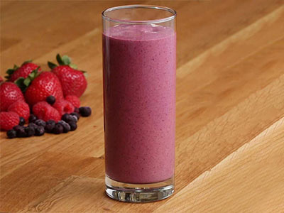 Smoothie Mix Berry