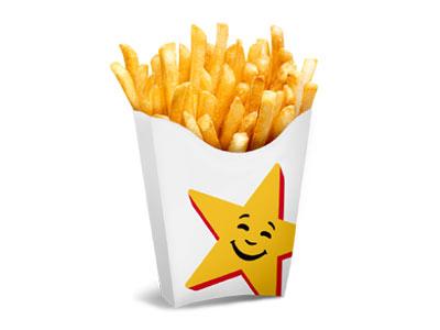 Skin Fries Large