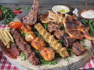 Mix Grilled Special