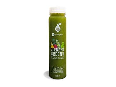 Slender Greens 250 Ml