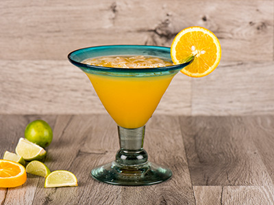 Peach Breezer Specialty Drink