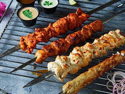 Chicken Bbq Platter