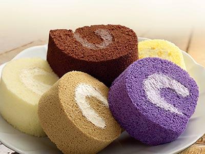 Assorted Cake Rolls - Single