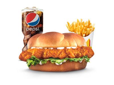 Chicken Fillet Combo